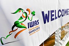 2018 IWAS World Youth Games, Athlone, Ireland