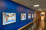 UCLA Athletics - Interior and exterior photos of the Mo' Austin Basketball Practice Facility.<br /> October 24th, 2017<br /> Copyright Don Liebig/ASUCLA<br /> 171024_ATH_0205.NEF