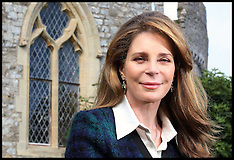 Queen Noor of Jordan-Wales Visit 19-9-12