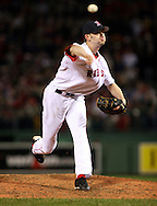 Bronson Arroyo, 2004 Boston Red Sox, make a run at history getting through a tough fight with the New York Yankees and then eventually sweeping the St. Louis Cardinals for the World Series title.