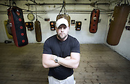 JAMES BOARDMAN / 07967642437.Former Heavyweight boxer Scott Welch..