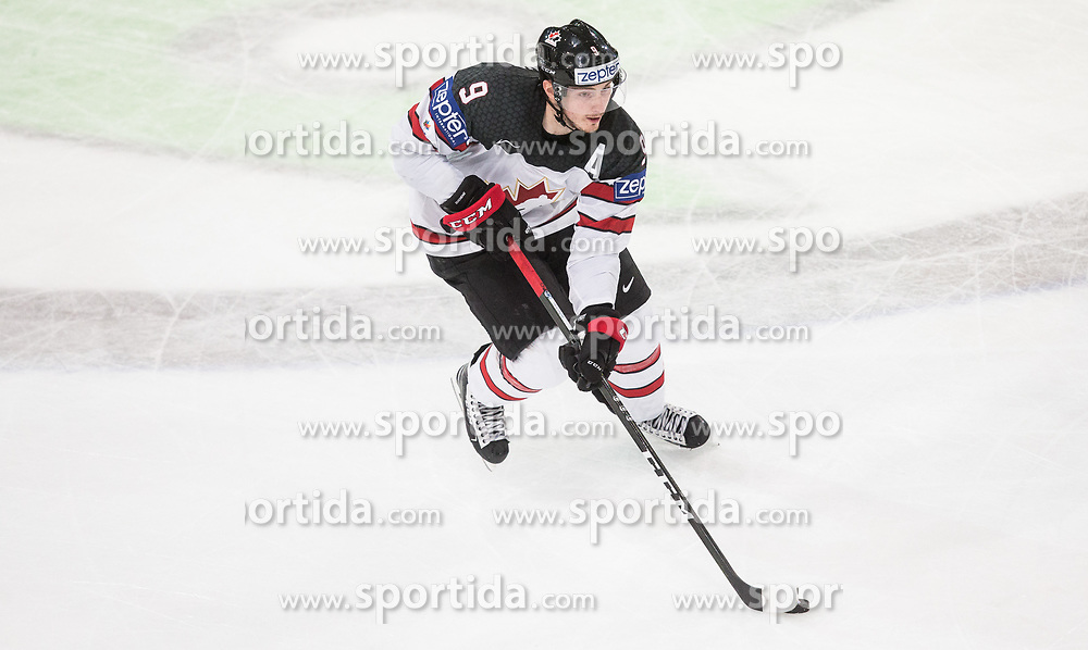 Matt Duchene of Canada during the 2017 IIHF Men's World Championship group B Ice hockey match between National Teams of Canada and Norway, on May 15, 2017 in AccorHotels Arena in Paris, France. Photo by Vid Ponikvar / Sportida