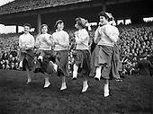 1953 - 21/11 American Football at Croke Park
