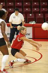 04 September 2004      Barker Classic Volleyball Tournament.  Redbird Arena, Illinois State University, Normal IL