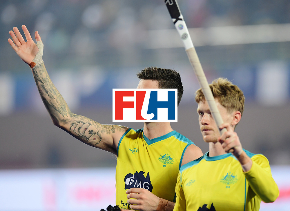 Odisha Men's Hockey World League Final Bhubaneswar 2017<br /> Match id:15<br /> Spain v Australia<br /> Foto: Blake Govers (Aus) <br /> COPYRIGHT WORLDSPORTPICS FRANK UIJLENBROEK