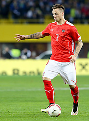 31.03.2015, Ernst Happel Stadion, Wien, AUT, Freundschaftsspiel, Oesterreich vs Bosnien Herzegowina, im Bild Marko Arnautovic (AUT) // during the friendly match between Austria and Bosnia and Herzegovina at the Ernst Happel Stadion, Vienna, Austria on 2015/03/31. EXPA Pictures © 2015, PhotoCredit: EXPA/ Alexander Forst