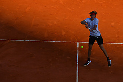 April 21, 2018 - Monte Carlo, FRANCE - Alexander Zverev  (Credit Image: © Panoramic via ZUMA Press)