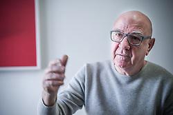 Jornalista e crítico de música, Juarez Fonseca. FOTO: Jefferson Bernardes/ Agência Preview