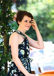 August 30, 2018 - Venice, Italy - Claire Foy is seen during the 75th Venice Film Festival, in Venice, Italy, on August 30, 2018. (Credit Image: © Matteo Chinellato/NurPhoto/ZUMA Press)