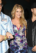 03.MAY.2011. LOS ANGELES<br /> <br /> ACTRESS KIRSTIE ALLEY LEAVING THE COLONY NIGHT CLUB BAR IN LOS ANGELES WHILE WALKING HAND IN HAND WITH TWO MYSTERY MEN.<br /> <br /> BYLINE: EDBIMAGEARCHIVE.COM<br /> <br /> *THIS IMAGE IS STRICTLY FOR UK NEWSPAPERS AND MAGAZINES ONLY*<br /> *FOR WORLD WIDE SALES AND WEB USE PLEASE CONTACT EDBIMAGEARCHIVE - 0208 954 5968*