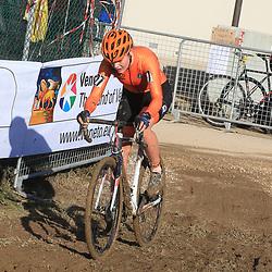 10-11-2019: Wielrennen: Europees Kampioenschap Veldrijden: Silvelle<br />Isa Nomdem