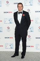 Lee Jackson , British Olympic Ball, Dorchester (Opal Room), London UK, 30 October 2013, Photo by Raimondas Kazenas