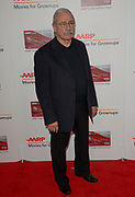 EDWARD JAMES OLMOS arrives at the 16th Annual Movies for Grownups Awards at the Beverly Wilshire Hotel in Beverly Hills, California.