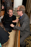 TOM HOLLANDER; BILL NIGHY, Langham Hotel party after a major renovation. Portland Place, London. 10 June 2009