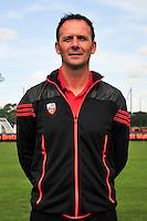 Eric Garcin - 25.09.2014 - Photo officielle Lorient - Ligue 1 2014/2015<br /> Photo : Philippe Le Brech / Icon Sport