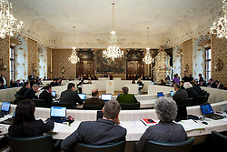 14.12.2010, Landtag, Graz, AUT, Sitzung des Steiermärkischen Landtags, im Bild der Sitzungssaal, EXPA Pictures © 2010, PhotoCredit: EXPA/ Erwin Scheriau