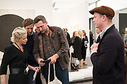ELISABETH ESTEVE, HENRY HUDSON, JAMES CAPPER, ALEX CHINNECK, Frieze Masters, 3 October 2018