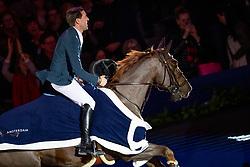 Delestre Simon, FRA, Hermes Ryan<br /> Jumping Amsterdam 2019<br /> © Hippo Foto - Dirk Caremans<br /> 27/01/2019
