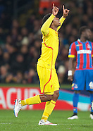 Crystal Palace v Liverpool 140215