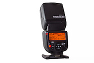 Canon Speedlite 430EX III-RT Flash Unit  lighted amber