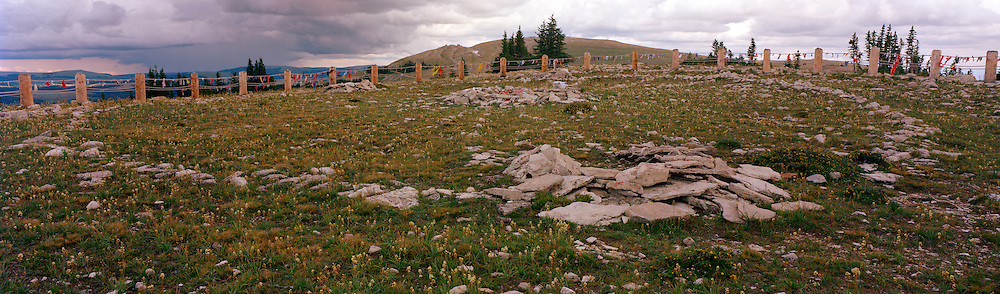 Medicine Wheel, Bighorn National Forest, Wyoming