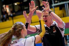 20170404 NED:  CEV U18 Europees Kampioenschap vrouwen dag 3, Arnhem