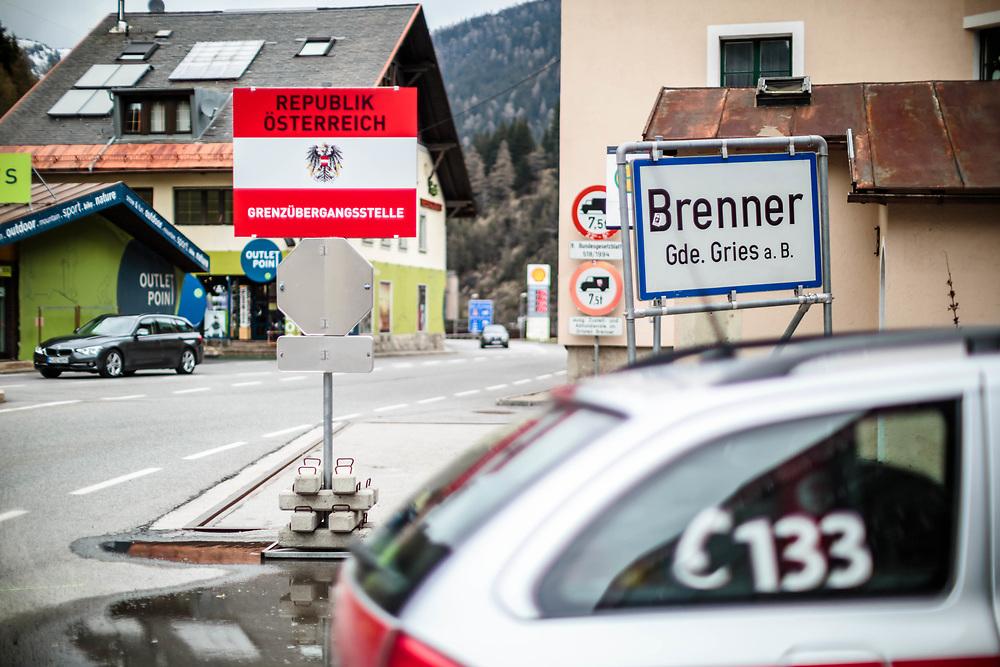 04 MAY 2016 - Brennero (BZ) -