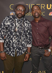 "LOS ANGELES, CA - AUGUST 14:  Brian Tyree Henry and Sterling K. Brown at the FYC Event for 20th Century Fox and NBC's ""This Is Us"" at Paramount Studios on August 14, 2017 in Los Angeles, California. (Photo by Scott Kirkland/PictureGroup)"