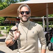 NLD/Brielle/20190614 - Bekend Nederland golft voor Afrika, Tommie Christiaan