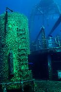 Compression chamber, USS Kittiwake