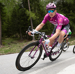 30.05.2019, Santa Maria di Sala, ITA, Giro d Italia 2019, 18. Etappe, Valdaora, Olang - Santa Maria di Salaz (222 km), im Bild Arnaud Demare (FRA, Groupama - FDJ) // Arnaud Demare of France (Groupama - FDJ) during stage 18 of the 102nd Giro d'Italia cycling race from Valdaora, Olang - Santa Maria di Sala(222 km) Santa Maria di Sala, Italy on 2019/05/30. EXPA Pictures © 2019, PhotoCredit: EXPA/ Reinhard Eisenbauer