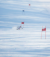 Gunstock Ski Club's Tecnica Cup alpine ski race January 26, 2013.<br /> Karen Bobotas photographer