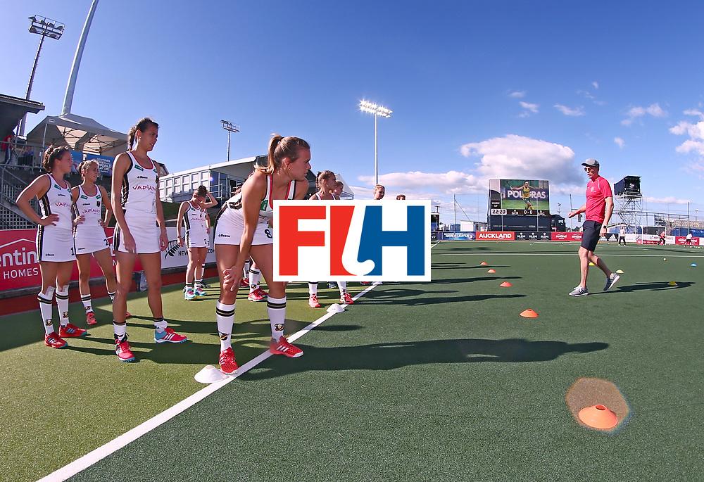 New Zealand, Auckland - 21/11/17  <br /> Sentinel Homes Women&rsquo;s Hockey World League Final<br /> Harbour Hockey Stadium<br /> Copyrigth: Worldsportpics, Rodrigo Jaramillo<br /> Match ID: 10301 - GER vs ARG<br /> Photo: