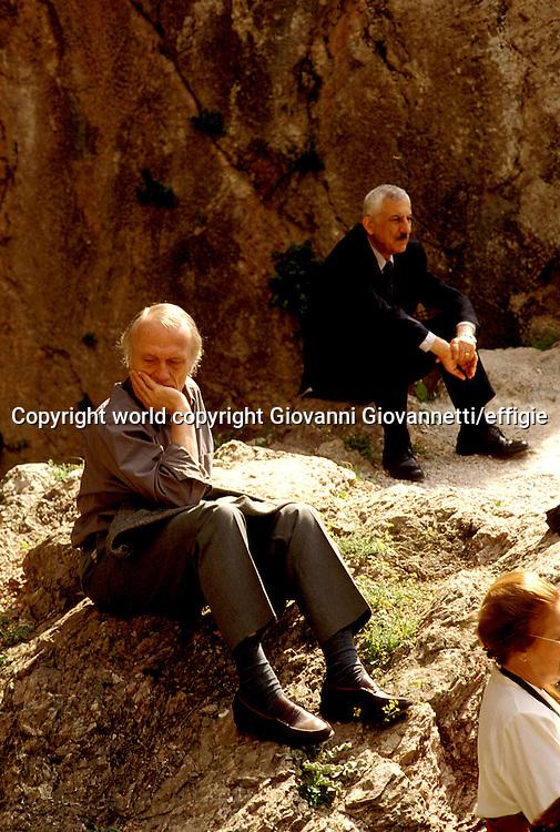 Petr Kral <br />world copyright Giovanni Giovannetti/effigie