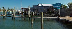 On the waterway of Saint Pete Beach, Florida.