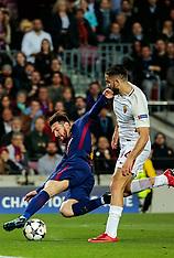 FC Barcelona vs AS Roma 4 April 2018