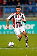 20-12-2015 VOETBAL:WILLEM II-RODA JC:TILBURG<br /> Guus Joppen van Willem II <br /> <br /> Foto: Geert van Erven