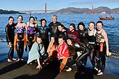 2017 Alcatraz Swim