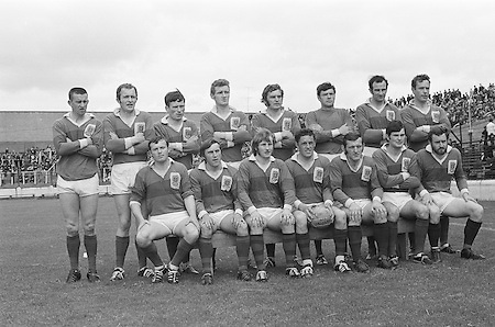NFL Final - Kerry v Mayo.Mayo Team.20.06.1971  20th june 1971
