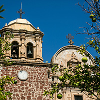 Images of the town of Tequila, near Guadalajara city in the state of Jalisco in Mexico.