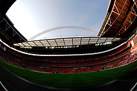Photo: Richard Lane.<br />England v Brazil. International Friendly. 01/06/2007. <br />The new Wembley Stadium.