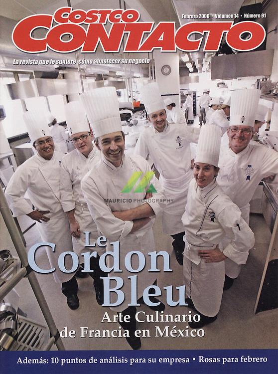 Le Cordon Bleu, Arte Culinario de Francia en Mexico