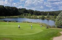 AFFERDEN - Hole 7 op Golfbaan Landgoed Bleijenbeek. COPYRIGHT KOEN SUYK