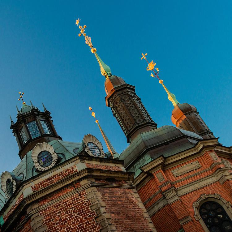 Riddarholmskyrkan, Stockholm, Sweden