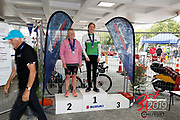 DUATHLON<br /> MEDAL PRESENTATION<br /> Downer NZ Masters Games 2019<br /> 20190206<br /> WHANGANUI, NEW ZEALAND<br /> Photo ALANA WARRINGTON CMGSPORT<br /> WWW.CMGSPORT.CO.NZ