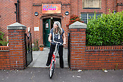The St Johns Centre Manchester, has had solar PV on their roof for a number of years. The funds raised from the feed in tariff are used to help small community projects in the area. Including a centre bike for staff to borrow when out making community visits.