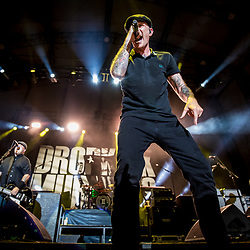 Dropkick Murphys - Boston to Berkeley Tour