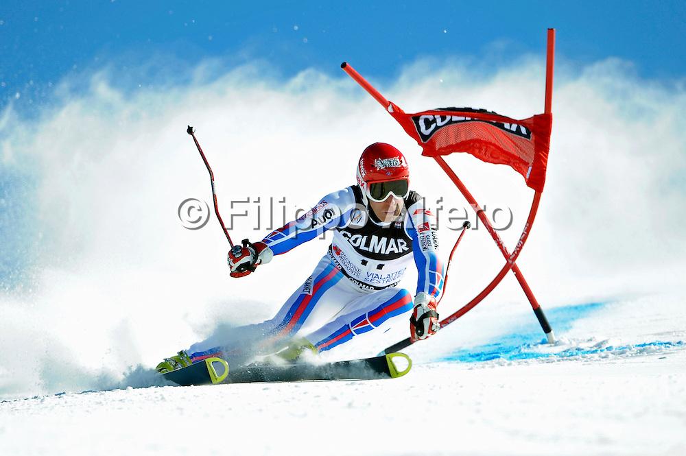 &copy; Filippo Alfero<br /> Sestriere (TO), 21/02/2009<br /> sport , sci alpino<br /> Coppa del Mondo di Sci 2008/2009 - Sestriere - Slalom Gigante<br /> Nella foto: Cyprien Richard (FRA)<br /> <br /> &copy; Filippo Alfero<br /> Sestriere, Italy, 21/02/2009<br /> sport, alpine ski<br /> FIS Ski World Cup 2008/2009 - Sestriere - Giant Slalom<br /> In the photo: Cyprien Richard (FRA)