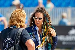 Goldstein Danielle, ISR<br /> World Equestrian Games - Tryon 2018<br /> © Hippo Foto - Stefan Lafrentz