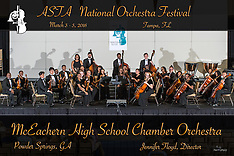 McEachern High School Chamber Orchestra